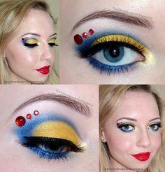 Disney Princess Series: Snow White https://www.makeupbee.com/look.php?look_id=96931