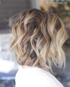 2016's Most Preferred Short Blonde Hairstyles - 5 #BobHaircuts