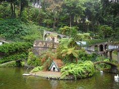 Jardim Tropical Monte Palace – Ilha da Madeira