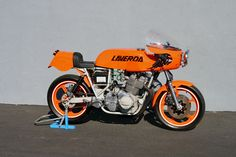 1976 Laverda 1200 SFC Endurance Race Replica