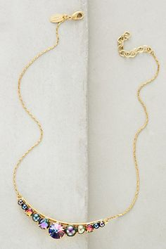 Petite Lyla Necklace #anthropologie
