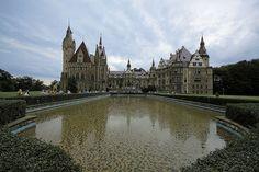 Zamek w Mosznej / Moszna Castle  Poland