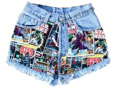 cool star wars shorts for Lauryn