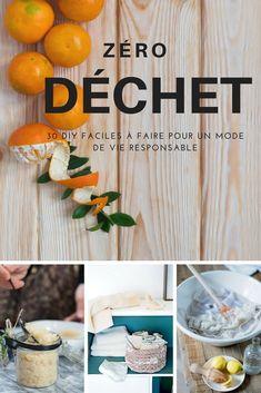 Zéro déchet / DIY Zé