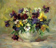 kadın ve çiçek yağlıboya tabloları - Google'da Ara