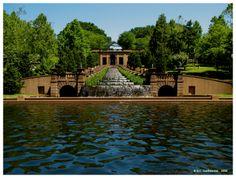 Meridian Hill Park--Warm weather fun!