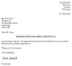 Who To Address A Cover Letter To Uk