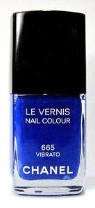 Le Chanel Nail Colour Polish 665 Vibrato New in Box | eBay