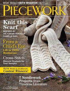 PieceWork September/October 2014 | InterweaveStore.com