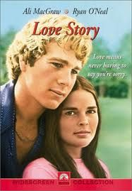 LOVE STORY ~ Ali Mac Graw + Ryan O'Neal