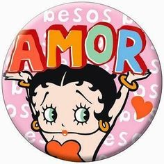 Imagenes Betty Boop, Betty Boop Cartoon, Betty Boop Pictures, Pin And Patches, Gifs, Charlie Brown, Colorful Backgrounds, Mickey Mouse, Disney Characters