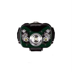 Whether you're camping in the middle of nowhere or going for a short hike, we can help light the way. From battery-powered flashlights that become lanterns to hands free headlights that last for hours, Energizer outdoor lighting is reliable. Because where you're going, there are no convenience stores. 1 Watt LED Headlight Features and Benefits: - 1 Watt Spot (1 bright white LED) with 11 hour run time - Flood Light (2 white LEDs) with 50 hour run time - Night Vision (2 red LEDs)...