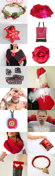 Christmas gifts  by LittleWoodCottage on Etsy--Pinned with TreasuryPin.com
