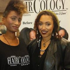 This past weekend was awesome. #vanaturalhairexpo was full of so much infomation and inspiration. You missed it if you didn't hear @tarenguy talk about her journey to freedom. We look to see you again next year lady.