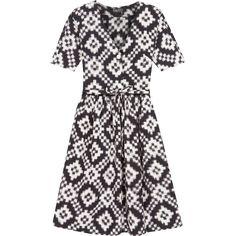 winter 2016-17 - robe astre noir #agnesb #agnesbfemme #womenswear