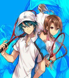 Ryosaku Prince Of Tennis Anime, Anime Prince, Tennis Pictures, Anime Group, Anime Family, Romance, Anime Love, Anime Couples, Kawaii Anime