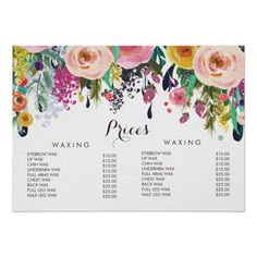 Customizable #Beautician #Beauty #Business #Contemporary #Designer #Edit #Edit#Online #Editable #Fashion #Floral #Flowers #Glam #List #Matching #Menu #Modern #Nail #Online #Painted #Price #Price#List #Prices #Prices#Board #Printed #Salon #Salon#Price #Shop #Trendy #Typography #Wall Hair Beauty Salon Beautician Menu Price Poster available WorldWide on http://bit.ly/2g3eYGs