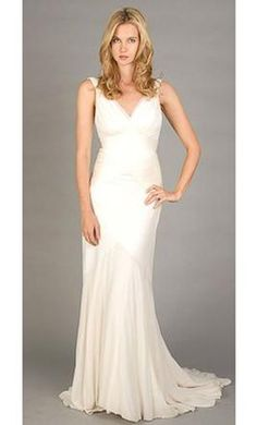 Nicole Miller HG0020 16: buy this dress for a fraction of the salon price on PreOwnedWeddingDresses.com