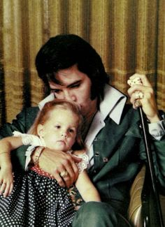 elvis lisa marie presley | Elvis & Lisa Marie Presley Pictures (3 of 7) – Last.fm