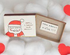 Missing you Card Piggy Bank Matchbox I'm saving all my door shop3xu