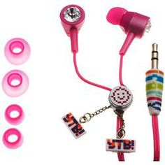 Gift Idea: ICARLY PINK EARBUD