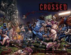 Crossed Badlands #58