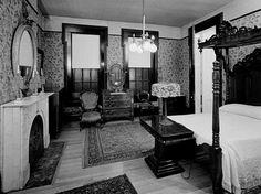 Bedroom interior 1900's | Flickr - Photo Sharing!