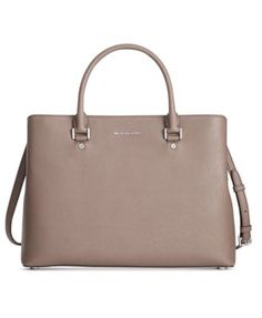 ea122319ea6b MICHAEL Michael Kors Savannah Extra Large Multifunction Satchel & Reviews -  Handbags & Accessories - Macy's