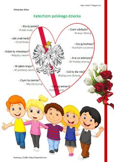 BLOG EDUKACYJNY DLA DZIECI: kwietnia 2017 Learn Polish, Polish Language, Music Education, Classroom Decor, Kids And Parenting, Montessori, Poland, Teacher, Learning