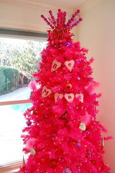82 Best Valentine S Day Trees Images On Pinterest Valantine Day