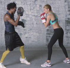 VSX Victoria's Secret workout