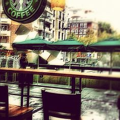 Photo from the Instacanvas gallery for ilaria_agostini. sturbucks in madrid