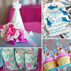 19 Creative First Birthday Party Ideas @Kayla McCoy