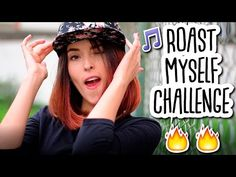 Roast Yourself Challenge Roast Me Challenge, Karaoke, Challenges, Roasts, Nutella, Tatoos, Angel, Fashion, Famous Youtubers