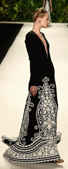 Naeem Khan Resort 2015
