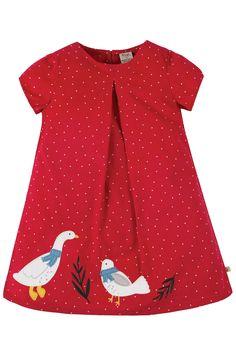 CATIMINI Girls blue red /& purple floral stripe /& spot long sleeve dress 12yr