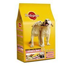 Pedigree Dog Food Puppy Chicken  http://www.dogspot.in/dry-dog-food/ http://www.dogspot.in/Pedigree/