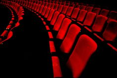 Seats in the theater by Adam Konieczny on 500px
