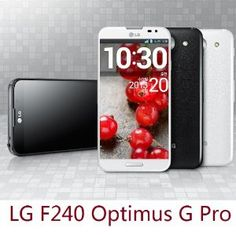 Phone Android LG Optimus G Pro Unlocked Review | Android Specification Reviews