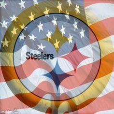 patriotic steeler - Google Search