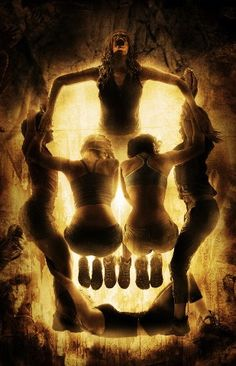 The Descent (2005) ... scariest movie you will ever see.