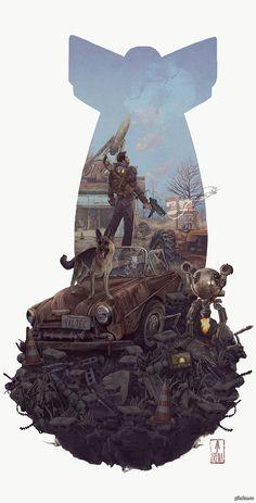 Fallout 4 Автор: AJ Frena