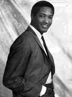"Sam Cooke.   Dare you to listen to ""Bring It On Home To Me"" and not get all warm and tingly."