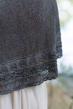 Ravelry: Lothlorien Shawl & Scarf pattern by Jennifer Wood