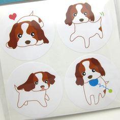 cartoon cavi stickers