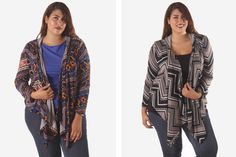 Soft and Gorgeous NEW Drape Front Fall / Winter Cardigans! <3  Get them ☛ http://15shopstop.com/tags/drape-front-plus-size?sort=newest