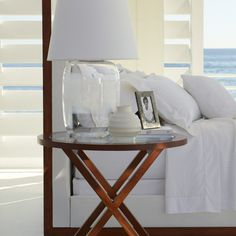 Jamaica Side Table, Desert Modern - Occasional Tables - Furniture - Products - Ralph Lauren Home - RalphLaurenHome.com