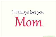 Happy Mother's Day.... :)