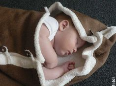 SOFTY Knitted Baby Blanket in pure white and teddy bear by foldi on Etsy, $95.00