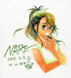 Character design for Nudge, of the Maximum Ride manga series.